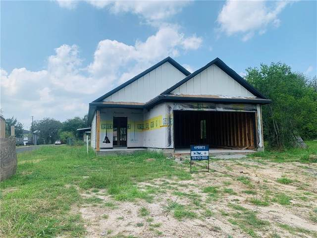 1508 Pecan Street, Bryan, TX 77803 (MLS #20010540) :: Chapman Properties Group