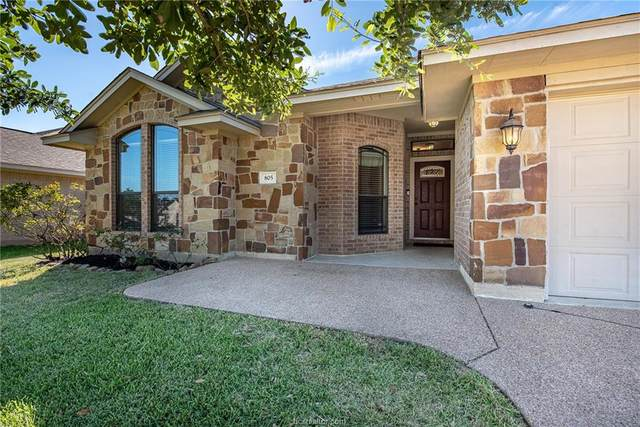 805 Dove Landing Avenue, College Station, TX 77845 (MLS #20010599) :: Treehouse Real Estate