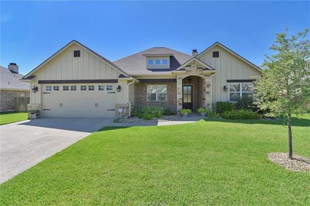 3332 Covington Court, Bryan, TX 77808 (MLS #20010604) :: Treehouse Real Estate