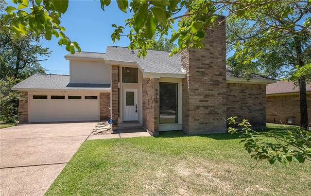 9216 Shadowcrest Drive, College Station, TX 77845 (MLS #20010669) :: Cherry Ruffino Team