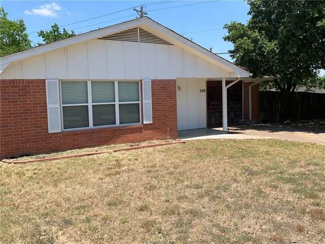 500 Olive Street, Bryan, TX 77801 (MLS #20010684) :: RE/MAX 20/20