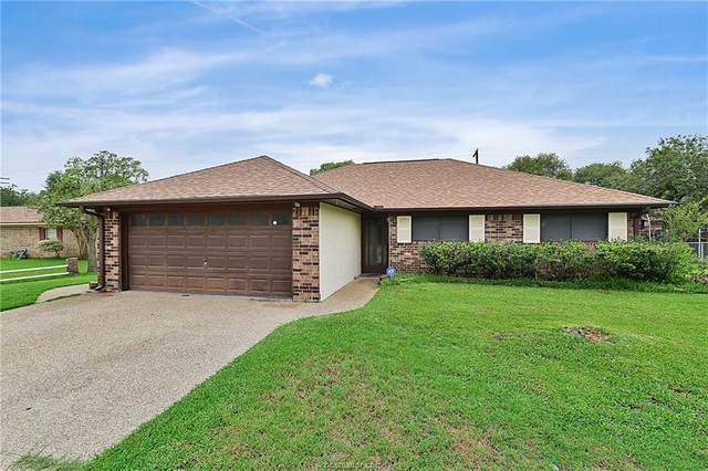 3516 Greenridge Cir, Bryan, TX 77802 (MLS #20010700) :: The Lester Group