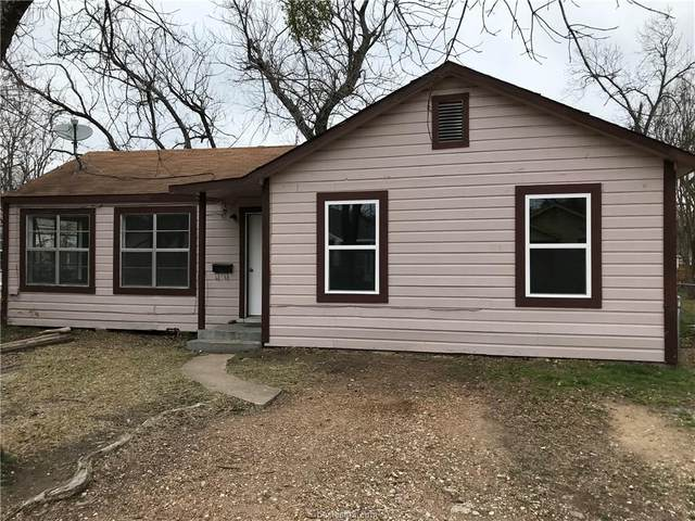 1406 E 25th Street, Bryan, TX 77803 (MLS #20010761) :: RE/MAX 20/20