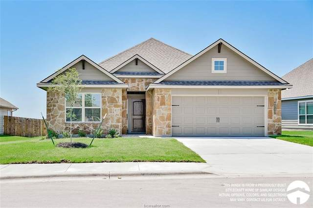 4104 Gregg Court, College Station, TX 77845 (MLS #20010771) :: The Lester Group
