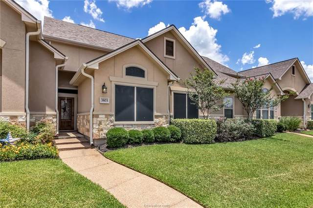 3803 Blackhawk Lane, College Station, TX 77845 (MLS #20010783) :: NextHome Realty Solutions BCS