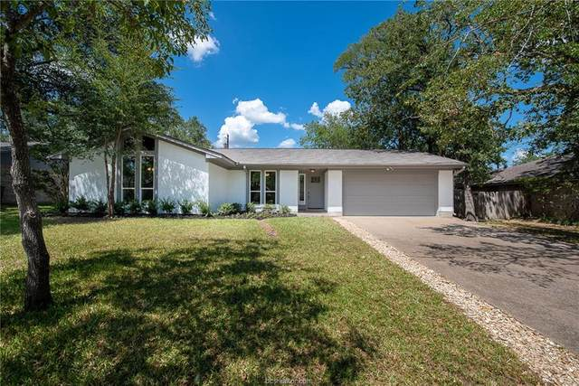 2811 Hillside Drive, Bryan, TX 77802 (MLS #20010785) :: Cherry Ruffino Team