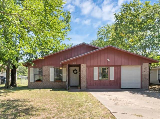 1111 S Dexter Drive, College Station, TX 77840 (MLS #20010802) :: The Lester Group