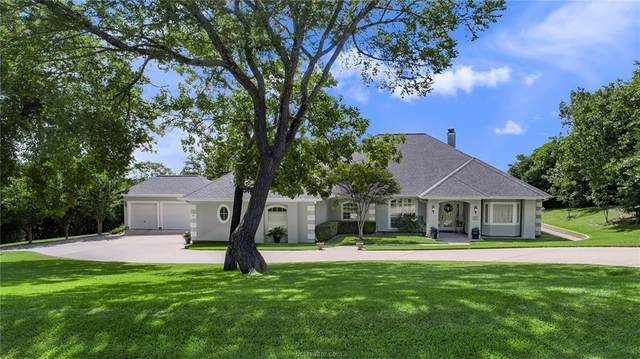 152 Golfview Drive, Hilltop Lakes, TX 77871 (MLS #20010876) :: Treehouse Real Estate