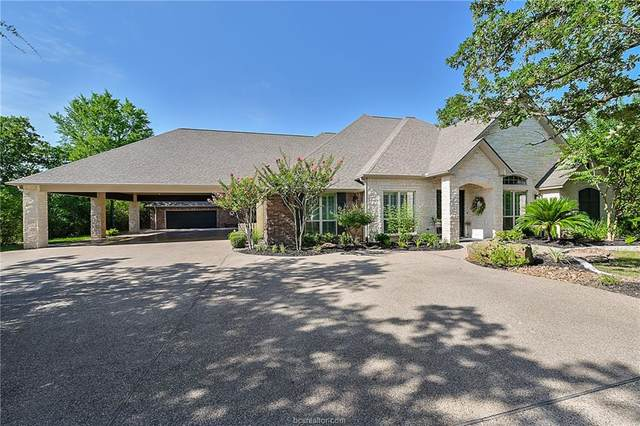 18627 Tallulah Trail, College Station, TX 77845 (MLS #20010900) :: Cherry Ruffino Team