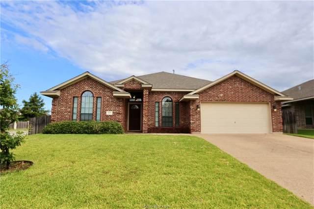 1101 Pamplin Court, College Station, TX 77845 (MLS #20010919) :: Chapman Properties Group