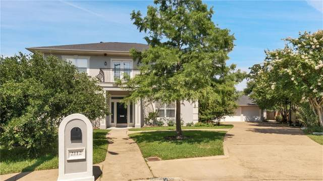 2112 Walnut Grove Court, College Station, TX 77845 (MLS #20010922) :: The Lester Group