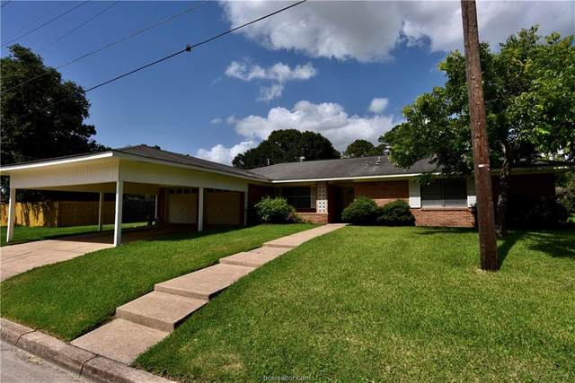 131 Thane Street, Navasota, TX 77868 (MLS #20010956) :: NextHome Realty Solutions BCS
