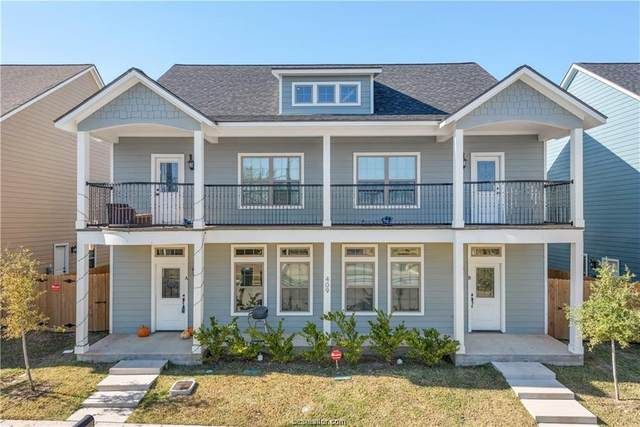 409 Cooner Street A & B, College Station, TX 77840 (MLS #20010966) :: NextHome Realty Solutions BCS