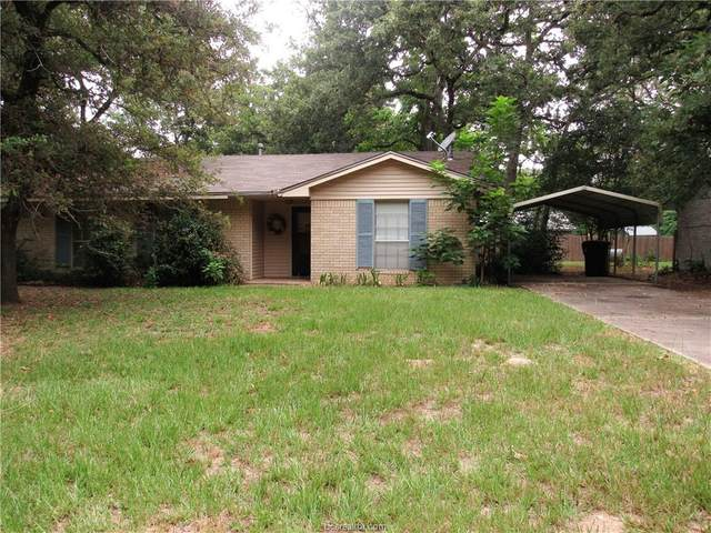 14 Catalina, Hilltop Lakes, TX 77871 (MLS #20010973) :: Treehouse Real Estate