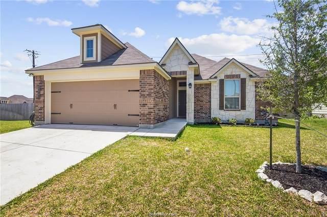 2043 Positano Loop, Bryan, TX 77808 (MLS #20010979) :: Chapman Properties Group