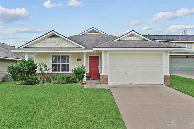 1031 Windmeadows Drive, College Station, TX 77845 (MLS #20010984) :: NextHome Realty Solutions BCS