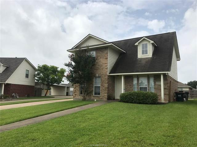 2435 Pintail, College Station, TX 77845 (MLS #20010993) :: Cherry Ruffino Team