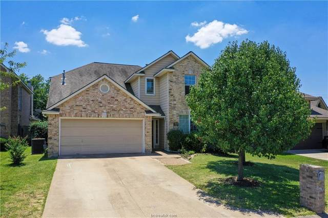 3802 Snowdance Court, College Station, TX 77845 (MLS #20011020) :: NextHome Realty Solutions BCS