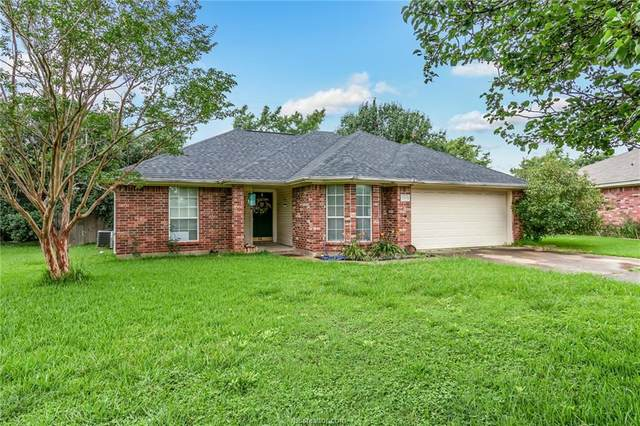 2500 Pinon Court, Bryan, TX 77802 (MLS #20011029) :: The Lester Group