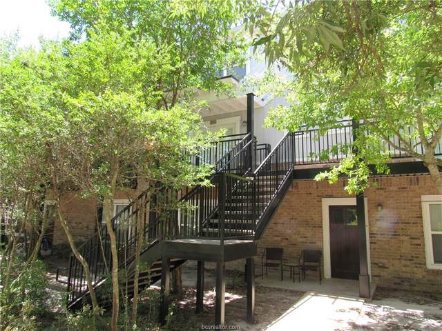 1725 Harvey Mitchell Parkway #2027, College Station, TX 77840 (MLS #20011041) :: Cherry Ruffino Team