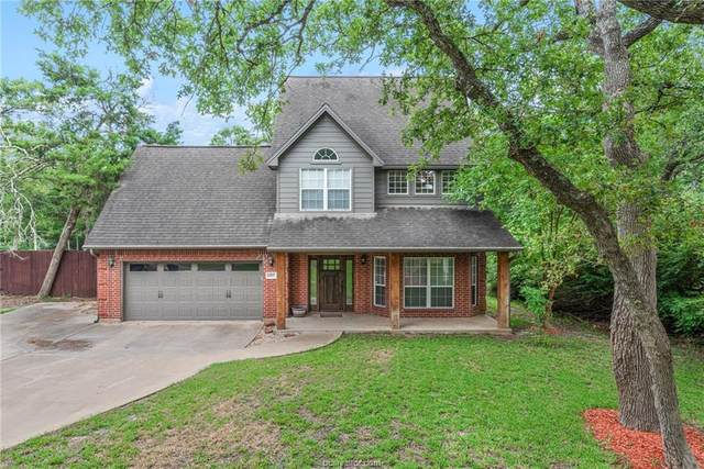 1903 Pinewood Drive, Bryan, TX 77807 (MLS #20011052) :: Treehouse Real Estate