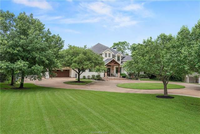 6018 Augusta Circle, College Station, TX 77845 (MLS #20011095) :: Treehouse Real Estate