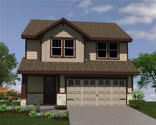 1072 Toledo Bend Dr, College Station, TX 77845 (MLS #20011105) :: Treehouse Real Estate