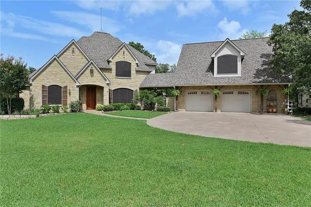 19001 Mirror Pond Court, College Station, TX 77845 (MLS #20011203) :: NextHome Realty Solutions BCS