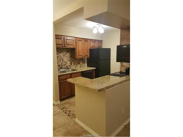 904 University Oaks Boulevard #112, College Station, TX 77840 (MLS #20011243) :: NextHome Realty Solutions BCS
