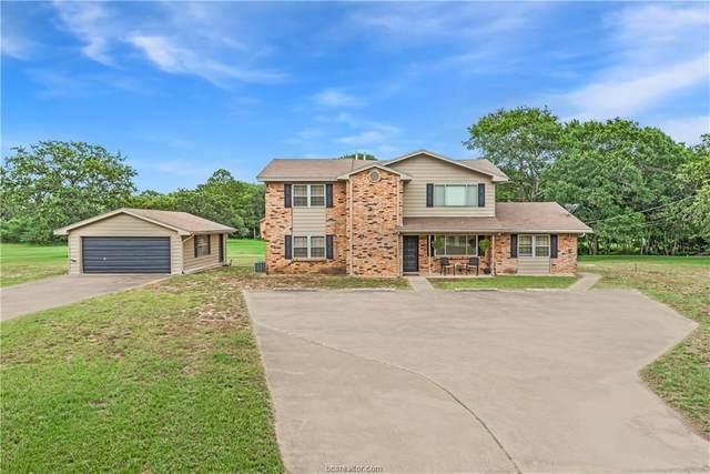 122 Fairway, Hilltop Lakes, TX 77871 (MLS #20011301) :: RE/MAX 20/20