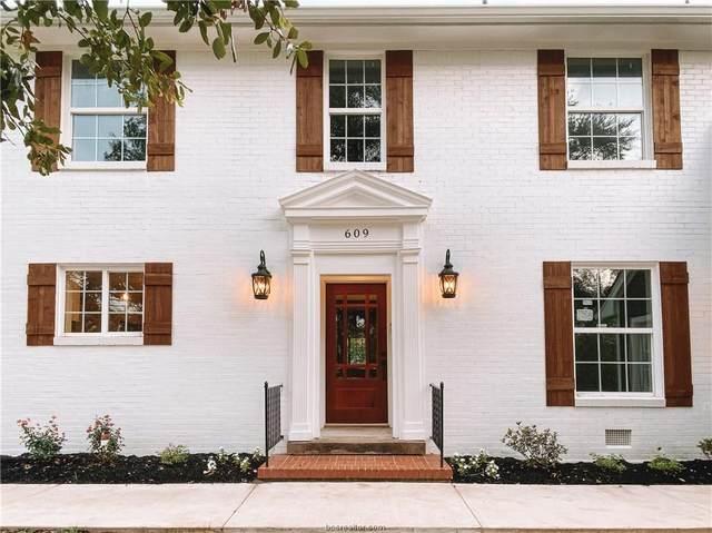 609 W 26th Street, Bryan, TX 77803 (MLS #20012317) :: Chapman Properties Group