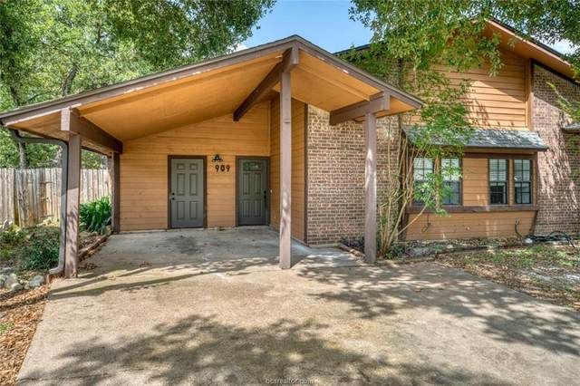 2909 Forest Bend Street, Bryan, TX 77801 (MLS #20012322) :: The Lester Group