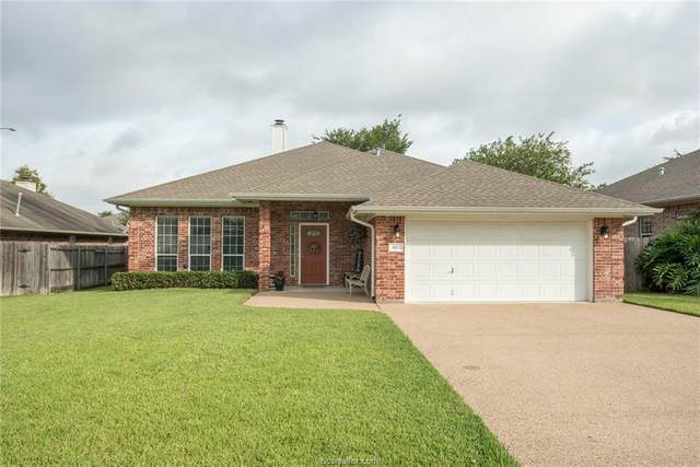 1113 Petersburg Court, College Station, TX 77845 (MLS #20012325) :: Treehouse Real Estate