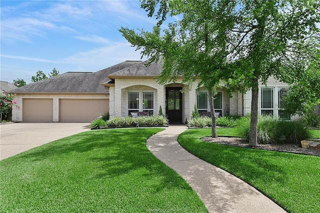 5200 Cascades Drive, College Station, TX 77845 (MLS #20012333) :: Treehouse Real Estate