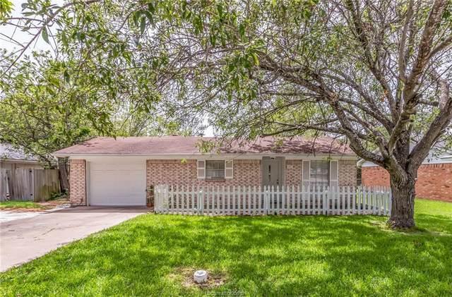 1411 Broadmoor Drive, Bryan, TX 77802 (MLS #20012334) :: Chapman Properties Group