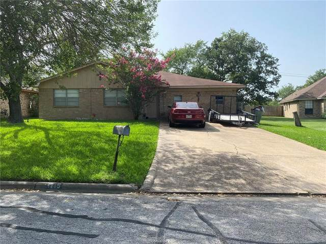 1715 Luza Street, Bryan, TX 77802 (MLS #20012344) :: Chapman Properties Group