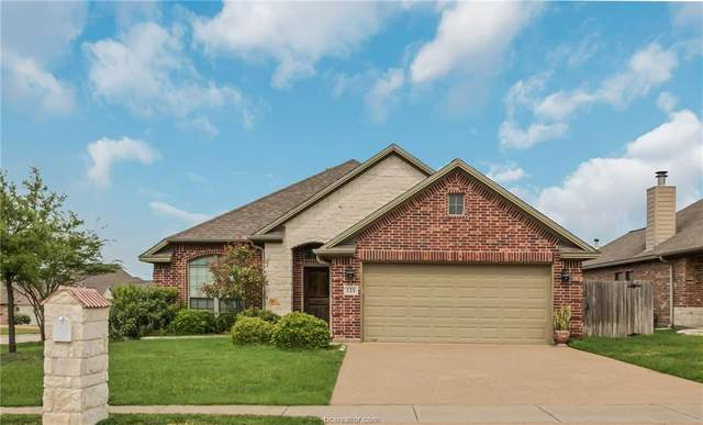 121 Roucourt, College Station, TX 77845 (MLS #20012345) :: Chapman Properties Group