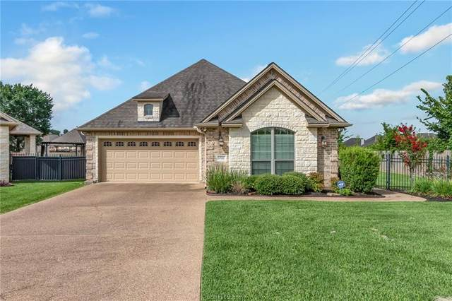 1700 Lakeshore Court, College Station, TX 77845 (MLS #20012347) :: Chapman Properties Group