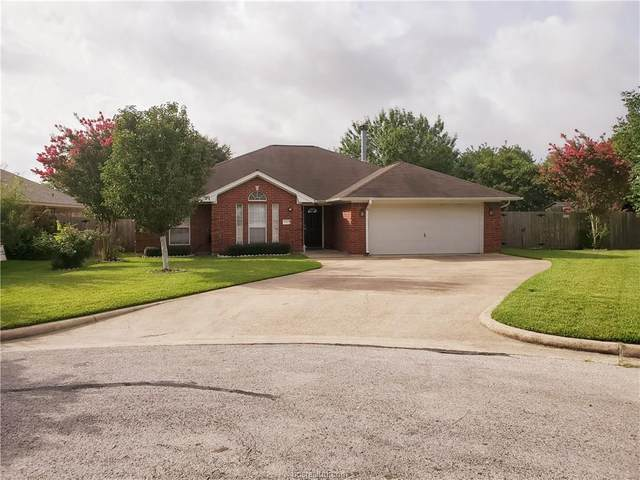 1202 Skyline Court, College Station, TX 77845 (MLS #20012348) :: Chapman Properties Group