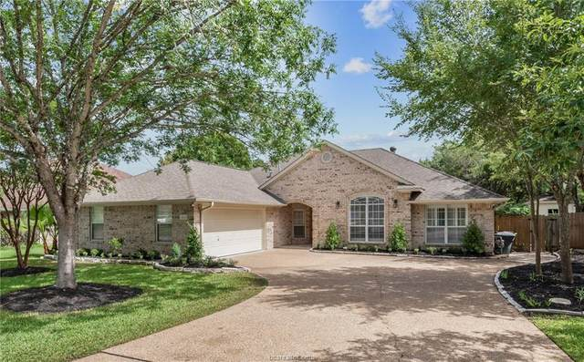 4610 Valleybrook Circle, College Station, TX 77845 (MLS #20012349) :: Treehouse Real Estate