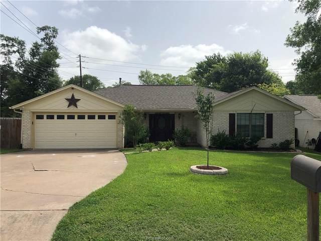 4031 Green Valley Drive, Bryan, TX 77802 (MLS #20012354) :: Chapman Properties Group