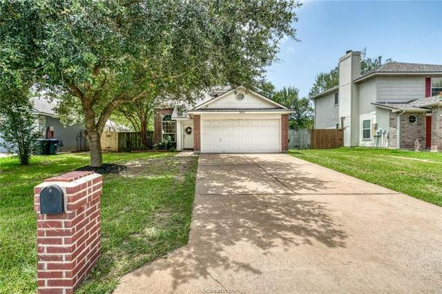 3832 Westfield Drive, College Station, TX 77845 (MLS #20012360) :: Chapman Properties Group