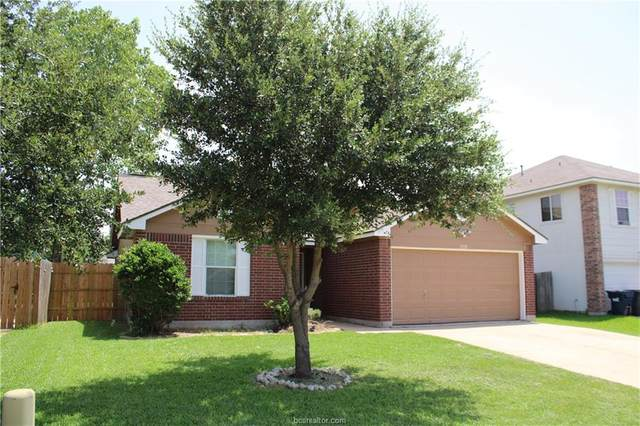 3715 Meadow View Drive, College Station, TX 77845 (MLS #20012367) :: Chapman Properties Group