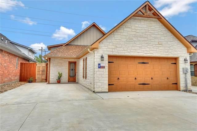 4106 S Texas, Bryan, TX 77802 (MLS #20012384) :: Chapman Properties Group