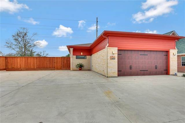 4100 S Texas Avenue, Bryan, TX 77802 (MLS #20012390) :: NextHome Realty Solutions BCS