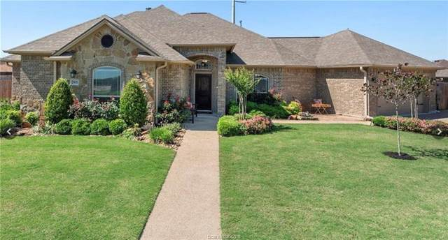 2901 Cardiff Court, Bryan, TX 77808 (MLS #20012408) :: Treehouse Real Estate