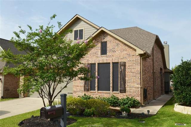 1717 Twin Pond, College Station, TX 77845 (MLS #20012411) :: NextHome Realty Solutions BCS