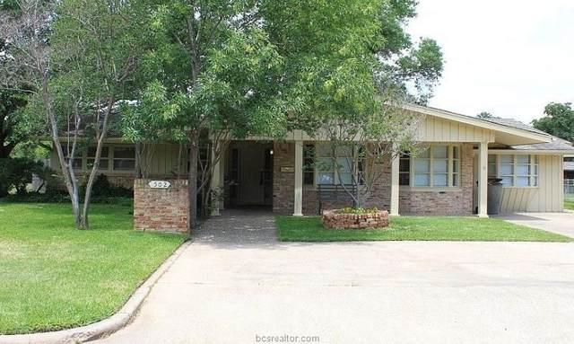 502 Helena Street, Bryan, TX 77801 (MLS #20012418) :: Cherry Ruffino Team