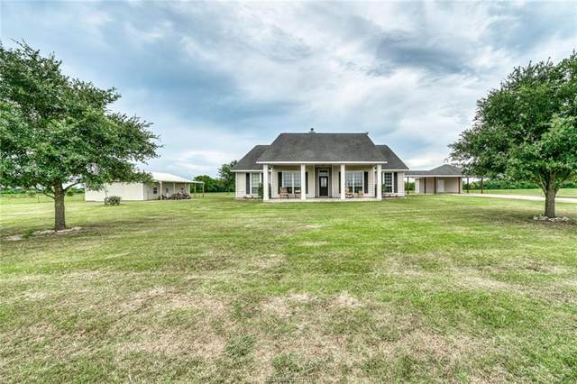 12781 Fm 978, Normangee, TX 77871 (MLS #20012421) :: NextHome Realty Solutions BCS