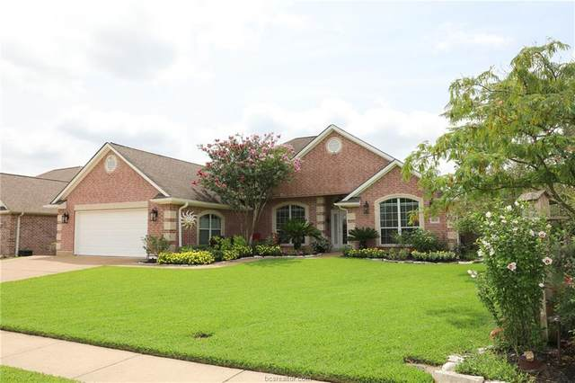 400 Onyx Drive, College Station, TX 77845 (MLS #20012433) :: NextHome Realty Solutions BCS